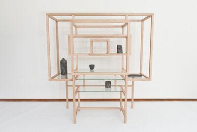 Carolina Wilcke, '4D Cabinet', 2010