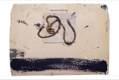 Antoni Tàpies, 'Untitled', ca. 1970