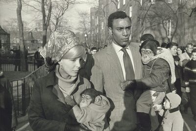 Garry Winogrand, 'Central Park Zoo, New York City,'
