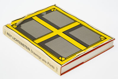 Roy Lichtenstein, 'Roy Lichtenstein: Drawings and Prints', 1973
