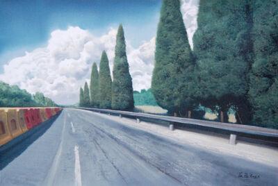 Cheng Liu 陳流, '昆楚高速 Kun chu high-speed ', 2015