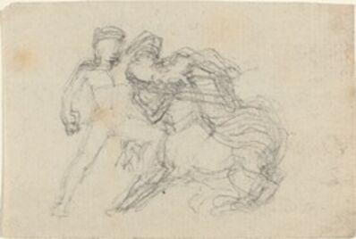 John Flaxman, 'Battle between Man and Centaur'