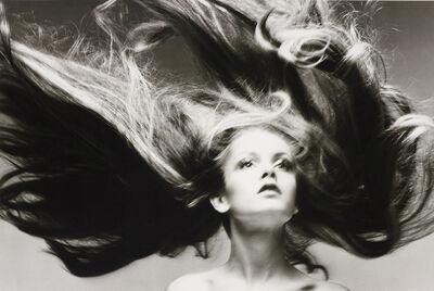 Richard Avedon, 'Twiggy, Hair by Ara Gallant, Paris studio, January', 1968