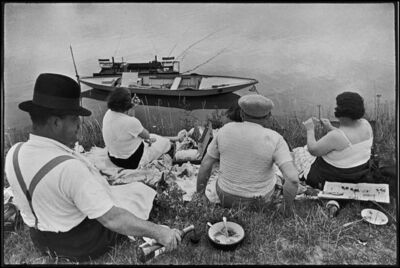 Henri Cartier-Bresson, 'Sunday on the River Marne', 1938