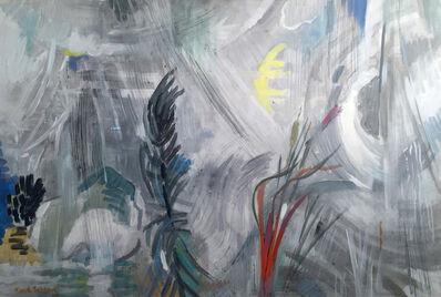Karl Schrag, 'WHITE STORM', 1950-1970