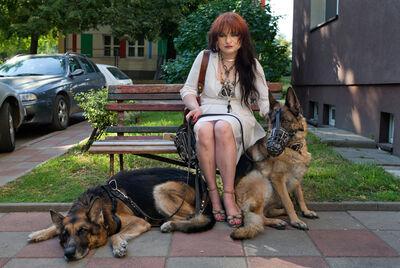 Ilona Szwarc, 'Sabina, Białystok', 2014