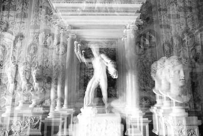 Magda Von Hanau, 'Villa Borghese - Rome', 2015