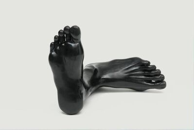 Prune Nourry, 'Duality Feet', 2016