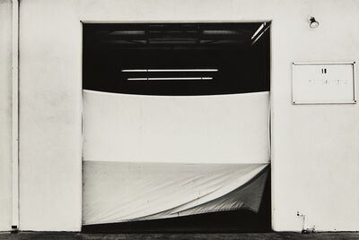 Lewis Baltz, 'West Wall, Space 18, 817 West 17th Street, Costa Mesa, from The new Industrial Parks near Irvine, California', 1974