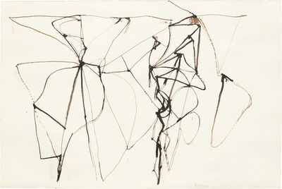 Brice Marden, 'Work Book 30 (6)', 1986