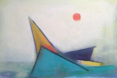 Paul Resika, 'Yellow Dory', 2007