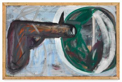 Martin Disler, 'untitled (Revolver)', 1979