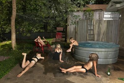 Julie Blackmon, 'Bathers', 2019