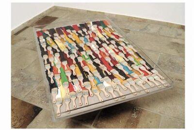 Arman, 'Brunch & Brush', 2005