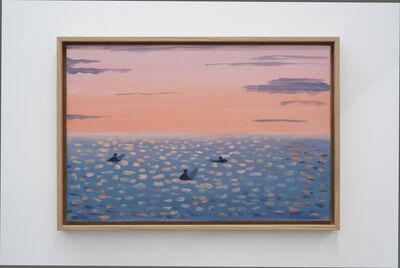 Jean Jullien, 'Sunset Surfers', 2020