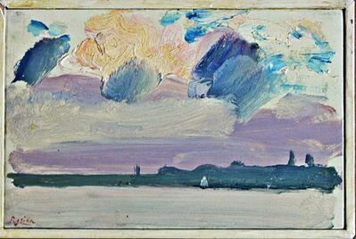 Paul Resika, 'Skowhegan-Wesserunsett ', 1976
