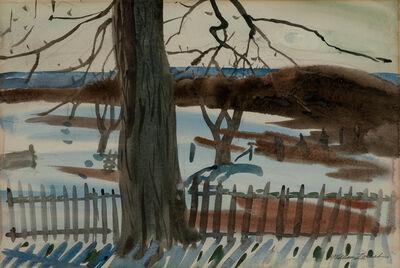 William Zorach, 'Winter Morning'