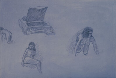 David Salle, 'Untitled', 1978