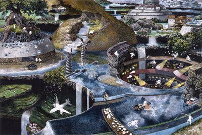 Ikeda Manabu, 'Settlement', 2009