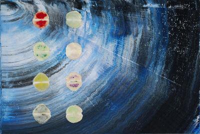 Jack Whitten, 'Formal Transimplants II', 2013