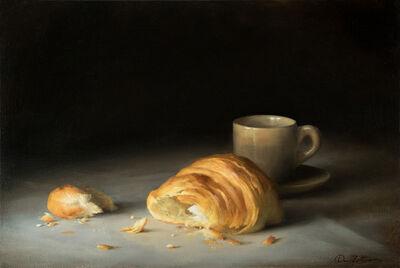 Dana Zaltzman, 'Croissant', 2018