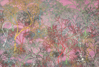 Lao Tongli, 'Above the Horizon No. 07', 2017