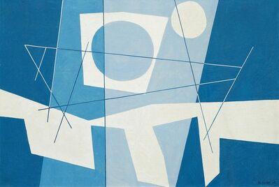 Leo Leuppi, 'Untitled', 1960