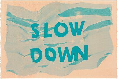 Raul Walch, 'Slow Down', 2020