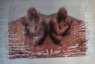 Olaniyi R. Akindiya (AKIRASH), 'Jakan- Weaved #15', 2019