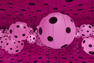 Yayoi Kusama, 'Dots Obsession—Love Transformed into Dots', 2007