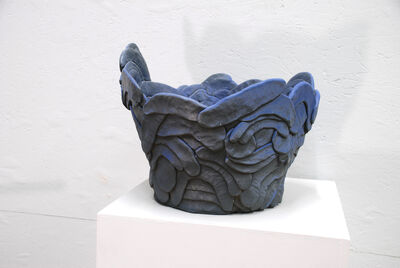 Luke Armistead, 'Blue Planter', 2018
