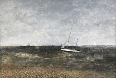 Richard Eurich, 'Wind and Rain', 1980