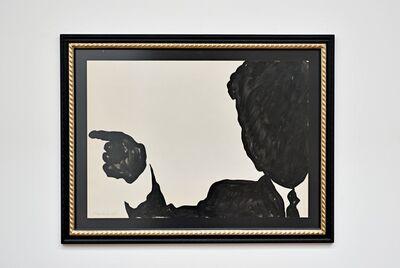 Sergio Lombardo, 'Gesti Tipici , J.F Kennedy', 1963