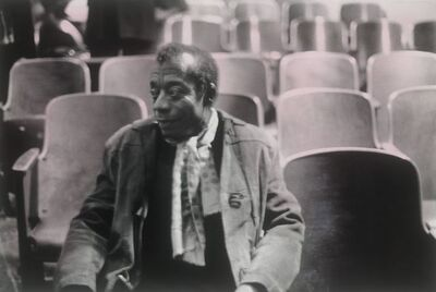 Ming Smith, 'James Baldwin', 1978
