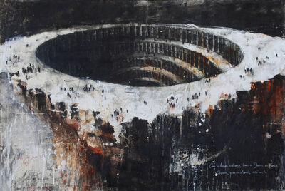Gustavo Diaz Sosa, 'As above, so below', 2017