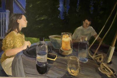 Kristin Osterberg, 'Remembering Dusk in the Garden', 2021