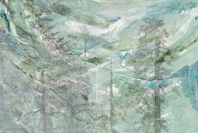 Sheng Hung Shiu 許聖泓, ' Silver Fog and Ink  |  銀白迷霧與墨色', 2018