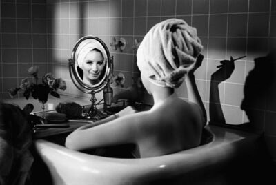 Steve Schapiro, 'Barbra Streisand in the Bathtub', 1974
