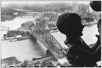 Elliott Erwitt, 'Duquesne Incline. Pittsburgh, Pennsylvania. USA.  ', 1950