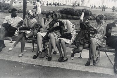 Garry Winogrand, 'New York World's Fair', 1964