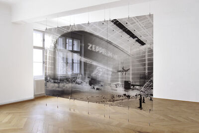 Vera Lutter, 'Linger On', 2008