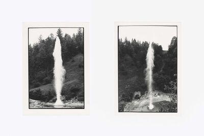 Roman Signer, 'Wassersäule', 1976-1977