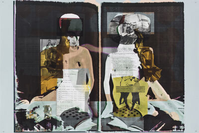 Anne-Mie Van Kerckhoven, 'L'âme ne peut rien d'elle- même (Chap.34)', 2014