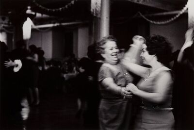 Sylvia Plachy, 'Church Dance, Church St.', 1965