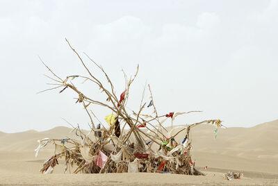 Lisa Ross, 'Unrevealed, Site 1 (Adorned)', 2006