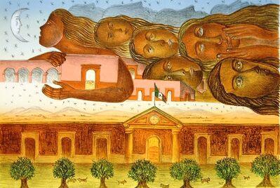 Rodolfo Morales, 'Dialogo Espera', 1998
