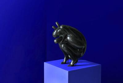 Cédrix Crespel, 'Sang Bleu', 2019