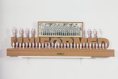 Roland Bernier, 'Uniformed', 2005