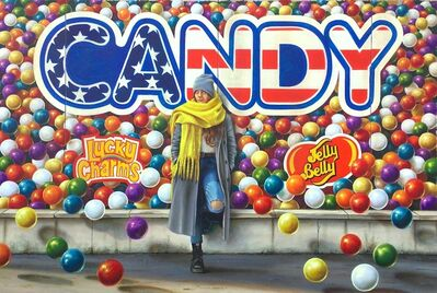 Laurence O'Toole, 'Candy', 2020