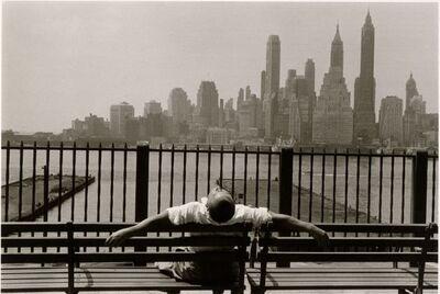 Louis Stettner, 'Promenade', 1959